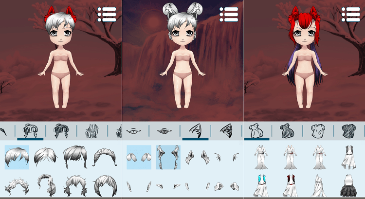 Hình ảnh PHRDOsx của Tải Avatar Maker: Anime Chibi 2 - Ứng dụng tạo ảnh chibi dễ thương tại HieuMobile