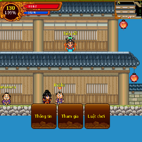 Vòng Quay May Mắn của Ninja School Online
