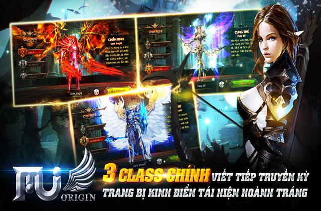 Tải game MU Origin VN về điện thoại Online