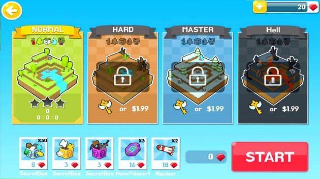 Hình ảnh PZDqejt của Tải game Mine Survival - Game sinh tồn giống MineCraft tại HieuMobile