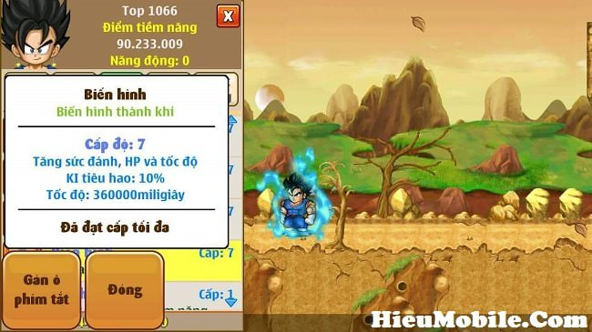 """Skill """"Bom Hi Sinh"""" - skill hỗ trợ tuyệt vời cho Xayda khi săn boss"""