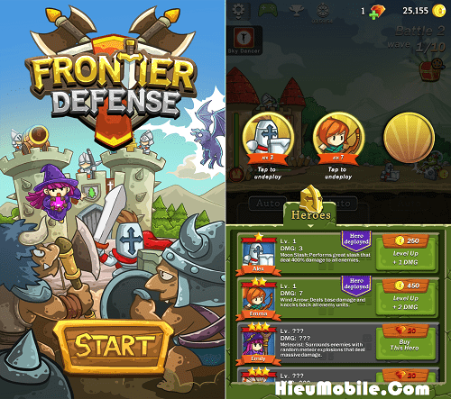 Hình ảnh Prw76Ex của Tải game Frontier Defense - Thủ thành phong cách 2017 tại HieuMobile