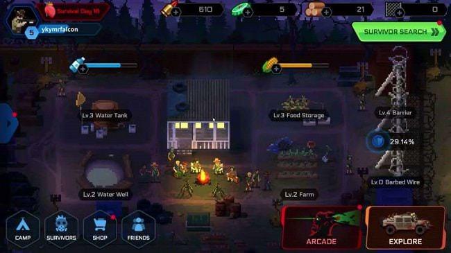 Hình ảnh Pwkc1VJ của Tải game Headshot ZD: Survivors vs Zombie Doomsday tại HieuMobile
