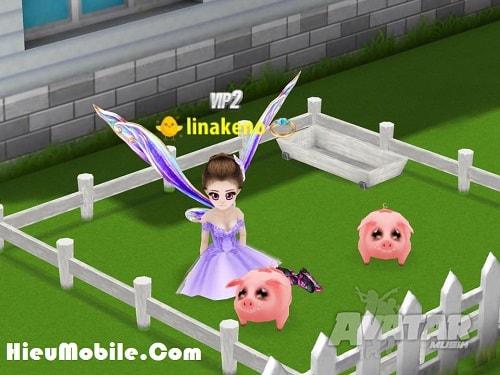 Hình ảnh QFKJNfE của Avatar Musik 070 cập thêm chức năng nông trại nuôi thú hấp dẫn tại HieuMobile