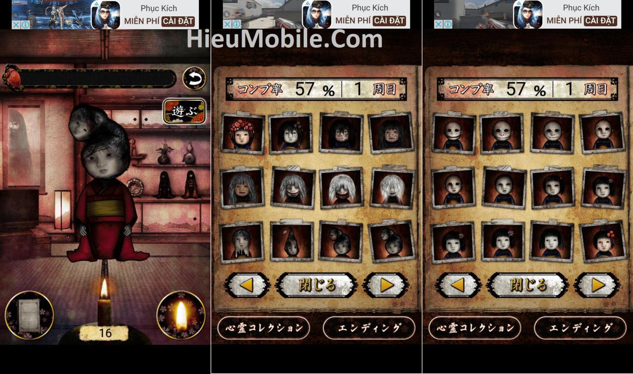 Hình ảnh QHuWWsP của Tải game Japanese Doll - Nuôi ma búp bê Nhật Bản tại HieuMobile