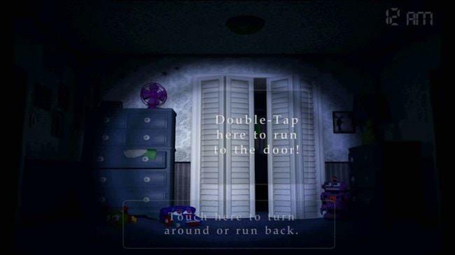 Các cánh cửa là nơi lũ quái vật đột nhập vào