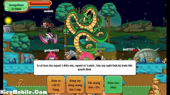 Hình ảnh QXkAjd3 của Tìm hiểu về Ngọc Rồng Trái Đất trong game Ngọc Rồng Online tại HieuMobile