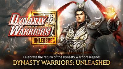 Hình ảnh trong game Dynasty Warriors: Unleashed - Tam Quốc Diễn Nghĩa tại HieuMobile