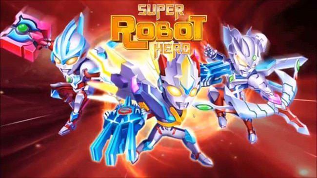 Hình ảnh REfPWXO của Tải game Superhero Robot - Siêu nhân người máy tại HieuMobile
