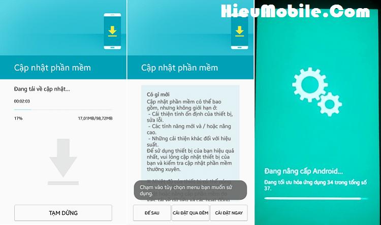 Hình ảnh RLY5Jlw của Hướng dẫn nâng cấp phiên bản hệ điều hành điện thoại Android tại HieuMobile