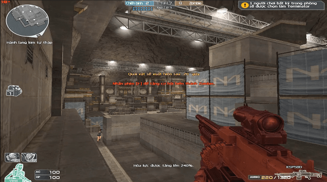 Hình ảnh RQFlLPx của Hướng dẫn mua full đạn cho mọi loại súng trong game Đột Kích tại HieuMobile