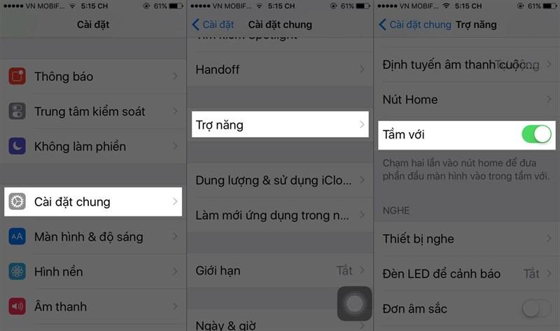 Hình ảnh RwDCZvI của Những công dụng của phím Home trên iPhone mà có thể bạn chưa biết tại HieuMobile