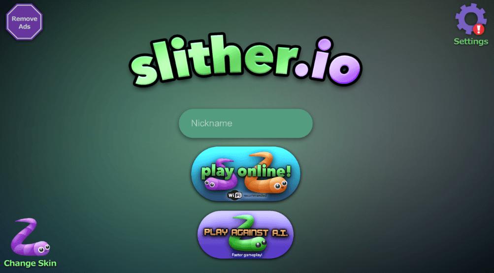 Hình ảnh của game Slither iO - Rắn săn mồi online 2016 tại HieuMobile