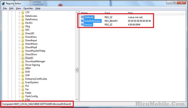 Hình ảnh SGJlwx0 1 của Cách xem phiên bản, gỡ bỏ và cài đặt DirectX mới nhất cho máy tính tại HieuMobile