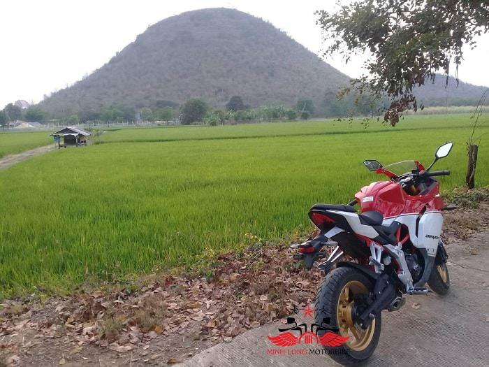 Hình ảnh SHPpv2f của GPX Demon 150 chính thức mở bán tại Việt Nam với giá siêu cạnh tranh tại HieuMobile