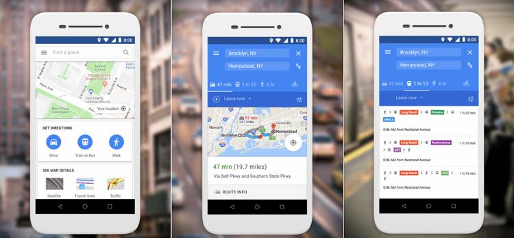 Hình ảnh SSbbhiJ của Tải Google Maps Go - Ứng dụng bản đồ nhẹ cho máy cấu hình yếu tại HieuMobile