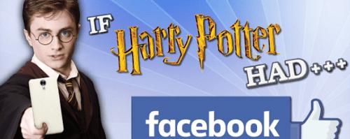 Hình ảnh ScECWxY của Facebook mở hiệu ứng phép thuật mừng sinh nhật bộ sách Harry Potter tại HieuMobile
