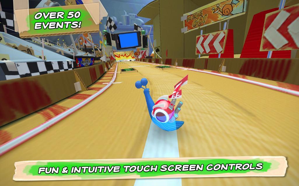 Hình ảnh trong game Turbo FAST - Đua ốc sên