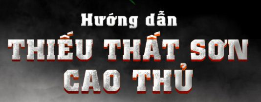 Thủ thuật vượt Thiếu Thất Sơn - TLBB3D