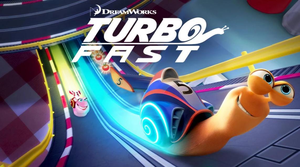 Ảnh bìa của game Turbo FAST - Đua ốc sên
