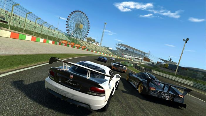 Hình ảnh trong game Real Racing 3 - Đường đua thật
