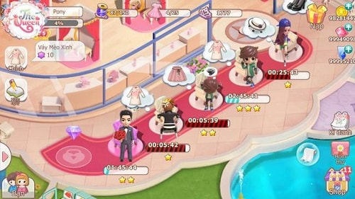Hình ảnh TalDLxy 1 của Tải The Queen - Game Nữ hoàng thời trang thực tế ảo tại HieuMobile