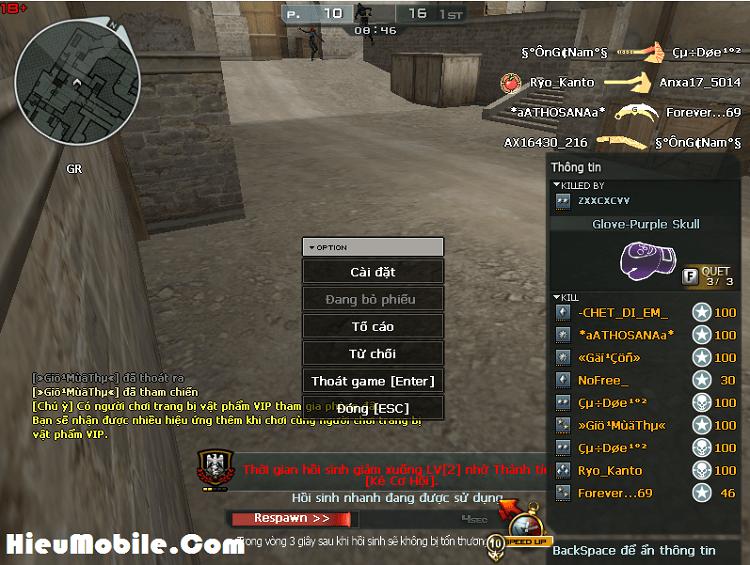Hình ảnh Tc3gINk của Đánh giá cận chiến Búa Sắt - Chill game Đột Kích: Mạnh mà khó chơi tại HieuMobile