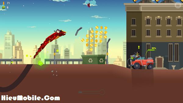 Hình ảnh TxB0nZ8 của Tải game Dragon Hill 2: Công chúa cưỡi rồng diệt thây ma tại HieuMobile