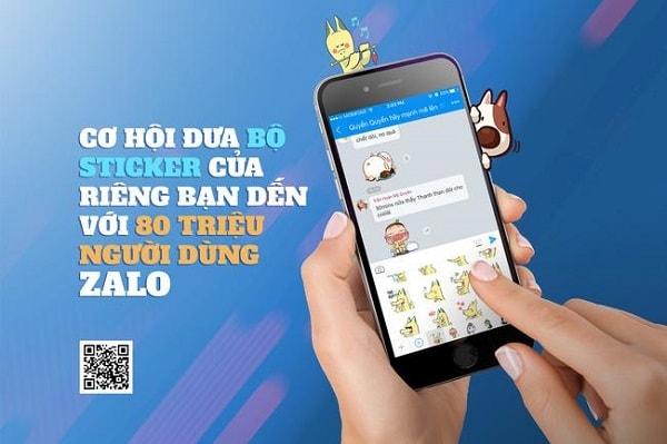 Hình ảnh U0Sywnq của Hướng dẫn đăng ký gửi sticker tự tạo vào kho Zalo Sticker tại HieuMobile