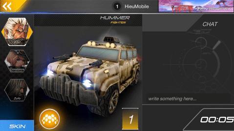 Hình ảnh ULUFNH2 của Tải game Overload - Moba phong cách đua xe bắn súng tại HieuMobile
