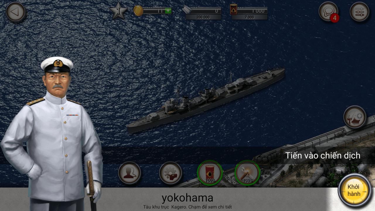 Hình ảnh UhBzieT của Tải game Navy Field - Thủy chiến thế giới thứ 2 tại HieuMobile