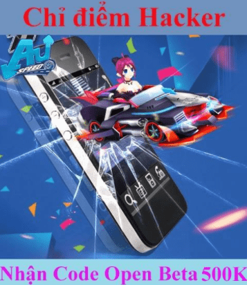 Hình ảnh UnRcgBs của Au Speed khuyến khích người chơi tố cáo hack nhận VIP code 500k tại HieuMobile