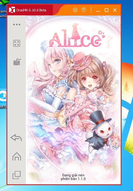 Hình ảnh UtIAqoU của Hướng dẫn chi tiết cách chơi game Alice trên máy tính PC tại HieuMobile