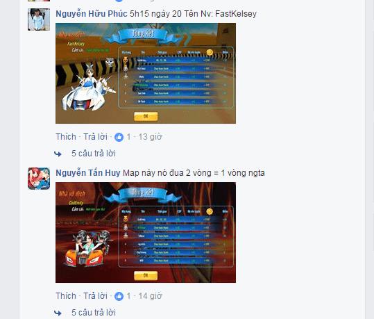 Hình ảnh Uxg6XyV của Au Speed khuyến khích người chơi tố cáo hack nhận VIP code 500k tại HieuMobile