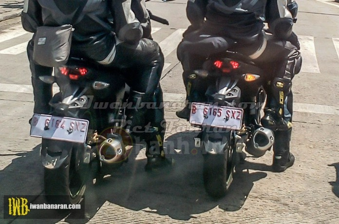Hình ảnh Lộ thêm hình ảnh Exciter 155 2017 trên đường chạy thử tại HieuMobile