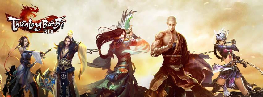 Ảnh bìa của Fapage game Thiên Long Bát Bộ Mobile 3D mới