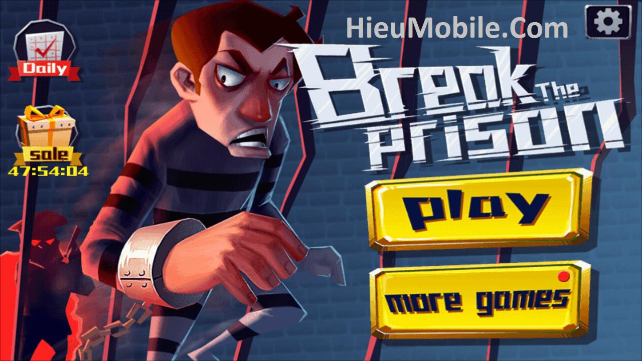 Hình ảnh VUZwUvS của Tải game Vượt Ngục - Break the Prison và hướng dẫn đáp án tại HieuMobile