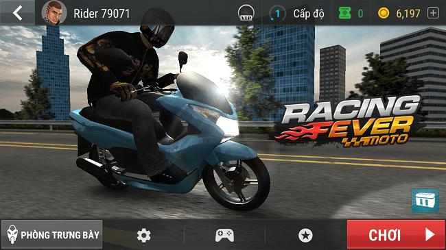 Hình ảnh VW5i8vH của Tải game Racing Fever: Moto - Đua moto 3D rực lửa tại HieuMobile