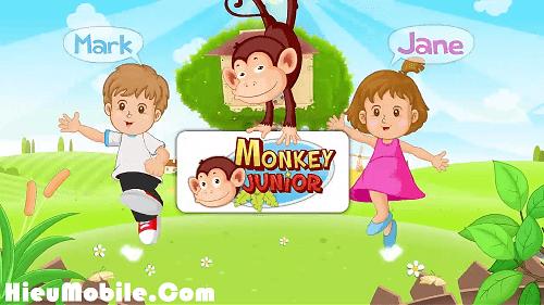 Hình ảnh VYCSrVq của Tải Monkey Junior - Phần mềm học tiếng Anh cho trẻ em tại HieuMobile
