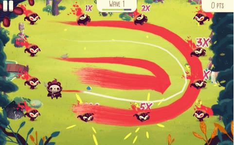 Hình ảnh trong game Bushido Bear - Kiếm Sĩ Gấu tại HieuMobile