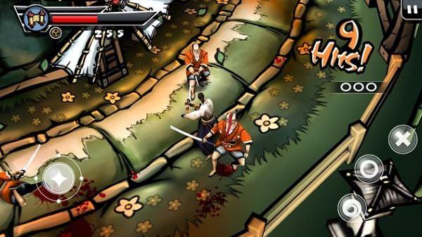 Hình ảnh VofdbFf của Tải game Lãng khách lạc trôi - Samurai đánh nhau tại HieuMobile