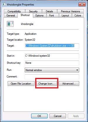 Hình ảnh Vy6nRg7 của Cách tạo nút tắt và khởi động lại nhanh hơn cho máy tính tại HieuMobile