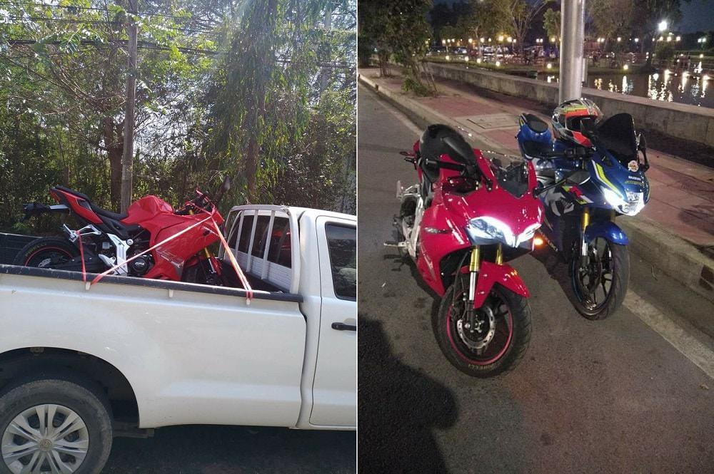 Hình ảnh WCBll1N của GPX Demon 150 chính thức mở bán tại Việt Nam với giá siêu cạnh tranh tại HieuMobile