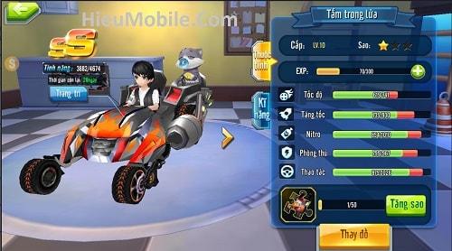 Hình ảnh WCLhHEp của Tải Au Speed - Game đua xe kết hợp thời trang trên điện thoại tại HieuMobile
