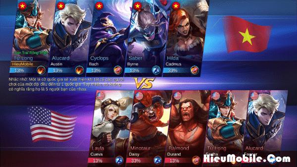 Hình ảnh WII72PS của Tải game Mobile Legends: Bang Bang cho Android và iOs tại HieuMobile