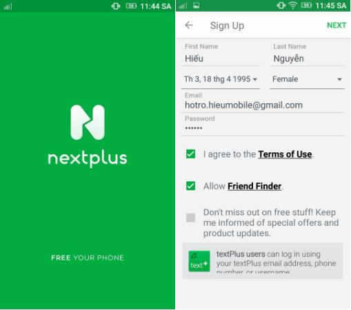 Hình ảnh WPsR4CQ của Tải Nextplus - Ứng dụng tạo số điện thoại ảo dễ dàng tại HieuMobile