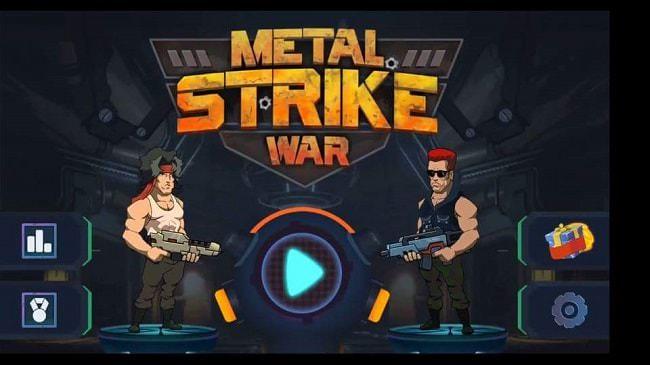 Hình ảnh Wc4THRq của Tải game Metal Strike War - Bắn súng giải cứu Trái Đất tại HieuMobile
