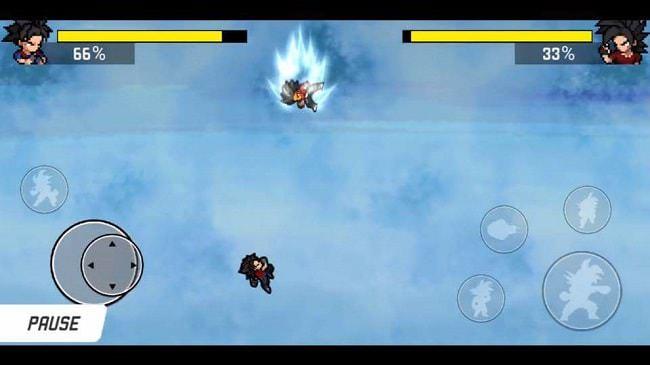 Hình ảnh X3Ncn5S của Tải game Dragon World: Saiyan Warrior - Chiến binh Xayda tại HieuMobile