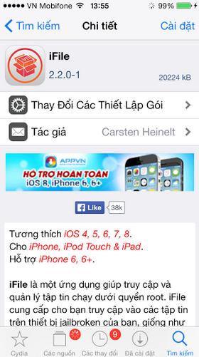 Đổi thông báo Pin yếu trên IPhone bằng một dòng chữ khác
