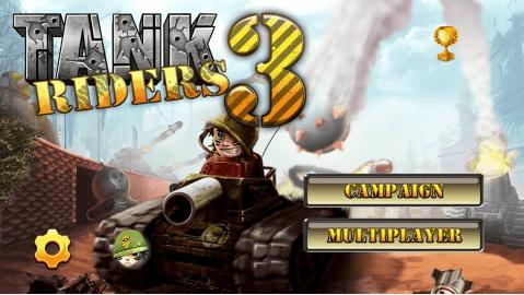 Hình ảnh trong game Tank Riders 3 - Bắn xe tăng thế hệ mới tại HieuMobile